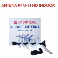 PF Antenna Digital HD U14 / Anten Digital Indoor Model Pesawat
