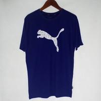 Kaos Santai Pria Puma 100% Original Branded Men's T, Shirt #PM05