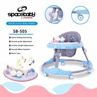 (BUBBLE) BABY WALKER ALAT BANTU JALAN ANAK APOLLO SPACE BABY SB505