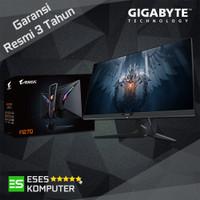 Monitor Gigabyte AORUS FI27Q - 27 inch Gaming QHD 10-bit - 165Hz - 1ms