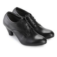 Marelli Sepatu Ankle Boot Wanita Black - LL27