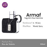 Armaf Parfum Original Tag Him Pour Homme 100 ML