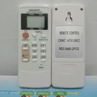 REMOT AC SHARP PLASMACLUSTER CMRC A751,A791,A793,A728JBEZ ORIGINAL