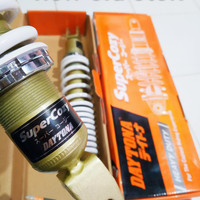 shock shockbreaker daytona super cozy 335mm yamaha NMAX (2pcs)