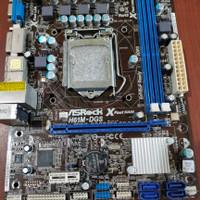 ASRock H61 Socket LGA 1155 (seri belakang random)