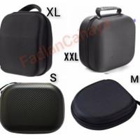 Tempat Case Tas Hardcase Pouch Headphone Sony Bose Jbl AudioTechnica