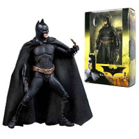 BATMAN BEGINS Exclusive 7 Action Figure Christian Bale