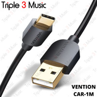 Vention CAR 1M kabel USB to Type-C 3.1 USB C Quick Charge Support