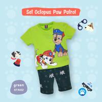 Set Rumah Anak-Anak/Set Baju Anak Kartun Umur 1-9 Tahun