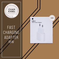 ADAPTER FAST CHARGING IPHONE - APPLE USB C POWER ADAPTER 18w