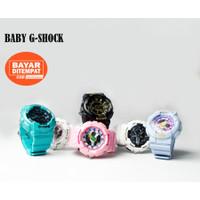 MODEL TERBARU !!! Jam Tangan Wanita & Anak Casio Baby-G Shock GA-100 D