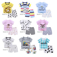 Setelan Bayi / Setelan Pendek Bayi / Baju Bayi / Kaos Bayi Imut
