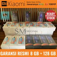 XIAOMI REDMI NOTE 10 PRO 8/128 GB GARANSI RESMI GARANSI TAM 8/128 GB