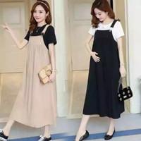 overall bumil /baju ibu hamil