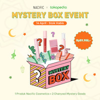 [LIMITED] Nacific X Chanyeol Mystery Box