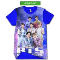 Kaos BTS Army Series Baju BTS Keren dan Trendy #RD-045
