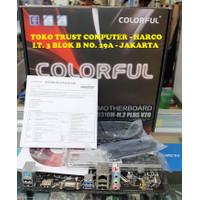 COLORFUL H310M M2 PLUS V20   DDR4   LGA-1151   GARANSI RESMI