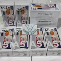 SAMSUNG GALAXY A51 8/256 RAM 8GB INTERNAL 256GB GARANSI RESMI SEIN