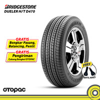 Ban Mobil CR-V Bridgestone Dueler 470 H/T 225/65 R17