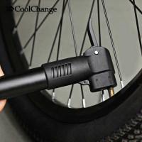 Pompa Angin Sepeda Coolchange 17011 Mini Portable Dual Valve