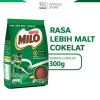 MILO ACTIV-GO Susu Coklat Pouch 300g