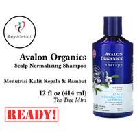 Avalon Scalp Normalizing Shampoo 414ml Shampo Rawat Kulit Kepala ORI