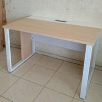 Meja Kantor Ukuran 120x60x75 cm-UNO UOD.7061N-Molek_Furniture