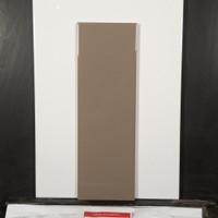 List / Plint Keramik Glossy Mocha 10x30 cm