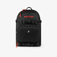 Geoff Max Official - Stanch Black | Tas Punggung | Backpack
