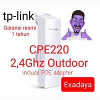TPLink CPE220 TP-Link N300Mbps 12dBi AP Outdoor CPE 2,4ghz