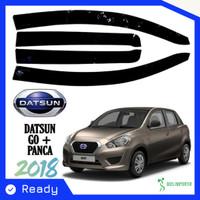 TALANG AIR PINTU MOBIL DATSUN GO+ PANCA MODEL FLAT RATA HIGH QUALITY