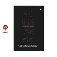 Buku Novel Agnosthesia - Maria Frani Ayu - Buku Ori