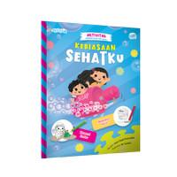Aktivitas Bersama Salim dan Salma: Kebiasaan Sehatku [Buku Anak]