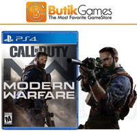 COD Call of Duty Modern Warfare PS4 (Tanpa Segel)