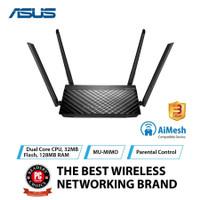 ASUS RT-AC59U V2 AC1500 DUAL BAND GiIGABIT WiFi ROUTER WITH AiMESH