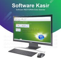 SOFTWARE KASIR RESTO Program Aplikasi Kasir Restoran for Laptop PC