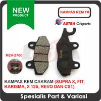 Federal Disc Pad Supra Karisma Ninja FU Brake Kampas Rem Motor Cakram