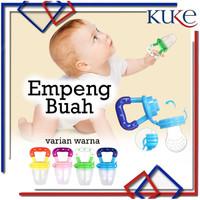 [KUKE] Empeng Buah Bayi / Baby Fruit & Food Feeder / Dot Buah Bayi