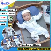 Jumper Baju Koko Bayi Laki Laki 0 6 Bulan New Born Newborn Ozuka Murah