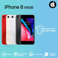 iPhone 8 kapasitas 64GB second like new