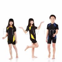 Baju renang anak laki-laki perempuan TK Bayi diving pendek cewek cowok