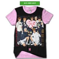 Kaos BTS Army Series Baju Keren dan Trendy #RD-069