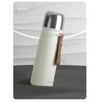 Botol Minum Thermos Stainless 304 Lock N Lock X&W J 133 500 ML - Hitam