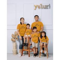 Kaos Baju atasan Couple sarimbit keluarga Oblong Find your self