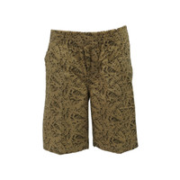 Natawa Celana Pendek Anak Print Coklat 01