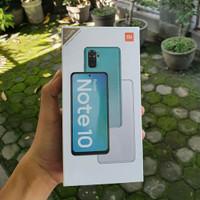 Redmi Note 10 4/64 4GB / 64GB Onyx Gray Grey Baru Garansi Resmi TAM