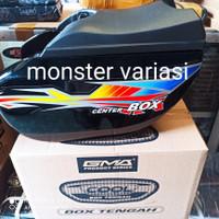 Box tengah motor/ bagasi tengahmotor bebek/center box supra x supra fi