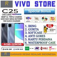 REALME C25 RAM 4/128 GB GARANSI RESMI REALME INDONESIA