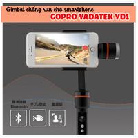 Gimbal Stabilizer For Smartphone Dengan Fitur 3-Asix