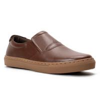 Sepatu Pria Sepatu Slip On Pria Casual Kulit Asli WEASLY / Fordza Q71